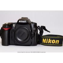 Câmera Nikon D90 Corpo - Clássica - 78k - Ótimo Estado