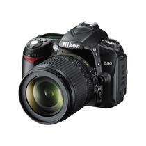 Câmera Nikon D90 + 18-105mm - Zero Click! Na Caixa Original