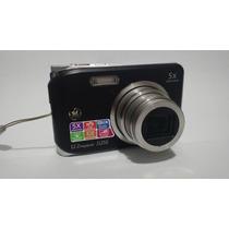 Camera Fotografica Digital 12.2 Mp Zoom 5x Bateria + Sd 2gb