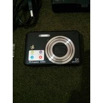 Camera Digital Ge J1455 14 Mpx 5x Zoom Óptico + Brinde