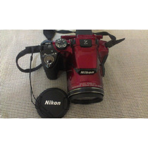 Nikon P510 Coolpix Gps 42 X Wide Optical Zoom Full Hd