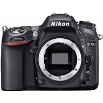 Câmera Nikon D7100 Corpo + Cartão 64gb + Bolsa + Tripé
