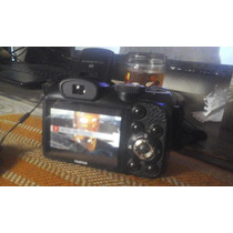 Camera 18 X. 14 Mpx, Vídeo Em Hd + Carregador