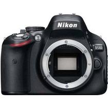 Câmera Digital Nikon D5100 Só Corpo Nova