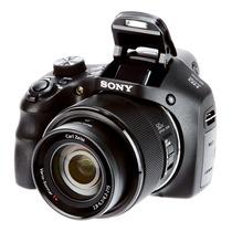 Camera Sony Cyber-shot Dsc-hx300 Preta 20.4 Mp,