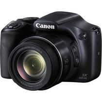Câmera Digital Powershot Sx530 Hs Canon Preta Zoom De 50x Co