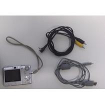 Câmera Digital Sony Cyber Shot 7.2 Megapixels Envio Imediato