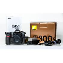 Câmera Nikon D300s (só Corpo)