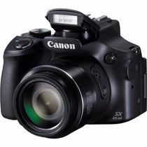 Câmera Canon Sx60 Hs Sx60hs 32gb+bolsa+tripé+garantia Canon