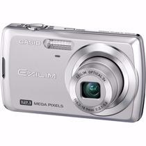 Camera Digital Casio 12.1mp Exilim Ex-z35 2.5 Lcd - Nova!