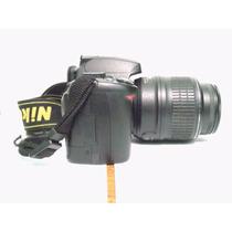 Câmera Fotográfica Digital 10.2 Mp Nikon D- 60 Impecável!!!