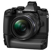 Câmera Olympus Omd E-m1 Kit 12-40mm Bateria Extra Com Grip