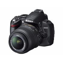 Câmera Semi-pro Nikon D3000
