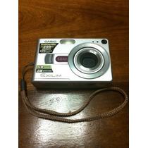 Câmera Fotografia Digital Cássio 5.0 Ex 250 - Exilim C/ Case