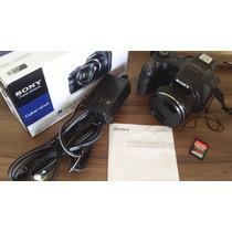 Câmera Sony Dsc Hx200v 18.2mp