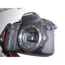 Corpo Canon 7d