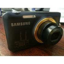 Câmera Digital Samsung 16 Mp Zoom 5x 30fps Video Hd + 8 Gb