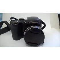 Câmera Samsung Wb100+bolsa Lowepro Frete Grátis