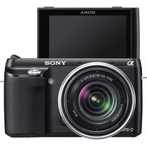 Câmera Semi Profissional Digital Sony Nex-f3b