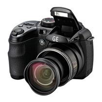 Câmera Digital Ge X550 16megapixels, Zoom Óptico 15x