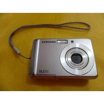 Câmera Fotográfica Digital Samsung Es15 10.2mp