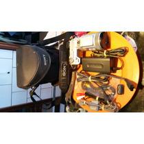 Camera Dsc F717 Semi Profissional
