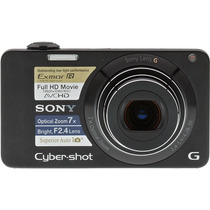 Sony Cybershot Dsc-wx10 16.2 Megapixels + Cartão 8gb + Bolsa