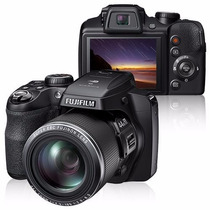 Camera Digital Semi Profissional Fujifilm S8400w Full Hd