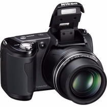 Nikon Coolpix L110 Nova Com Nfe E Garantia!!!