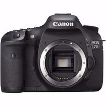 Câmera Cânon 7d - Usada Ótimo Estado