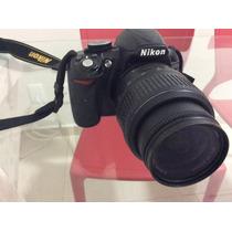 Câmera Nikon D3100 Kit + Lente 18-55mm - Aceito Troca