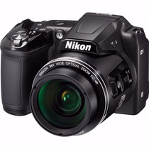 Câmera Digital Nikon Coolpix L840 Zoom 38x +32gb Bolsa Tripé