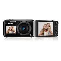 Camera Da Samsung Preta Pl120 Semi-nova