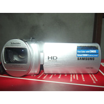 Câmera Filmadora Samsung Hmx-f80 Hd | Zoom 52x | Cartão 16gb