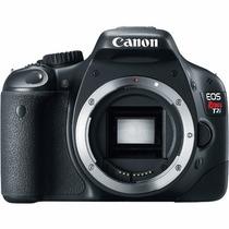 Câmera Profissional Canon Rebel Eos 550d T2i 18mp Nova