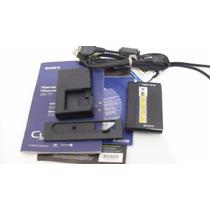 Câmera Digital Sony Cyber Shot Dsc T77 10.1 Mp Tela Touch