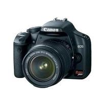 Camera Fotografica Digital Profissional Canon Eos Rebel Xsi