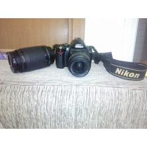 Maquina Digital Profissional Da Nikon D40
