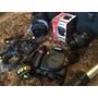 Câmera Nikon D40 Super Nova + Lentes + Acessórios! Top!