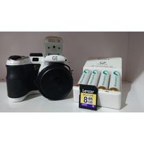 Câmera Digital 16 Mega Pixels Ge X550