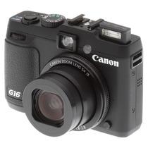 Canon G16 12.1 Mpx 5x Zoom + 32gb+bolsa