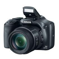Câmera Canon Powershot Sx530 Hs 16mp, Zoom 50x, Wi-fi, Full