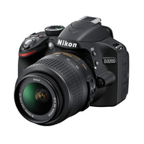 Câmera Digital Nikon Dslr D3200 24.2 Mp Com Lente 18-55mm