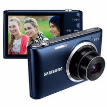 Camera Fotografica Digital Samsung 16.2 Smart Wifi Filma Hd