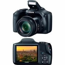 Câmera Semiprofissional Canon Sx520hs 16mp Zoom Óptico 42x
