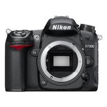 Camera Nikon D7000 Corpo Pronta Entrega Frete Gratis