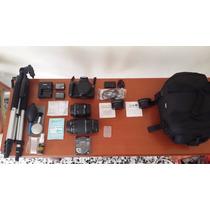 Canon Rebel T3 - Kit Profissional De Fotografia