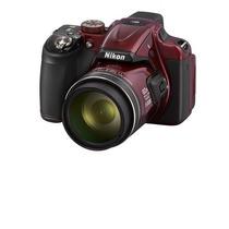 Câmera Nikon P600/ Full Hd / Zoom 60x / 16.1 Mp/ Foto Panorâ