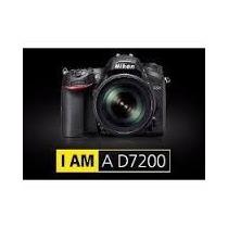 Nikon D7200 Corpo Garantia/pronta Entrega