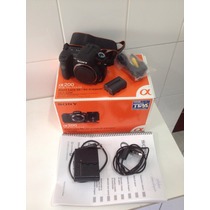 Camera Sony Alpha A200 Seminova